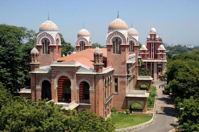 university of Madras distance study center Kerala