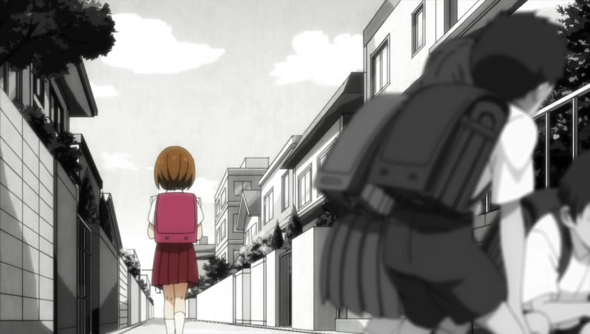Tonari no Kaibutsu-kun - 08 - Lost in Anime
