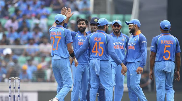 India vs West Indies: 5th ODI cricket live stream, TV guide & start time