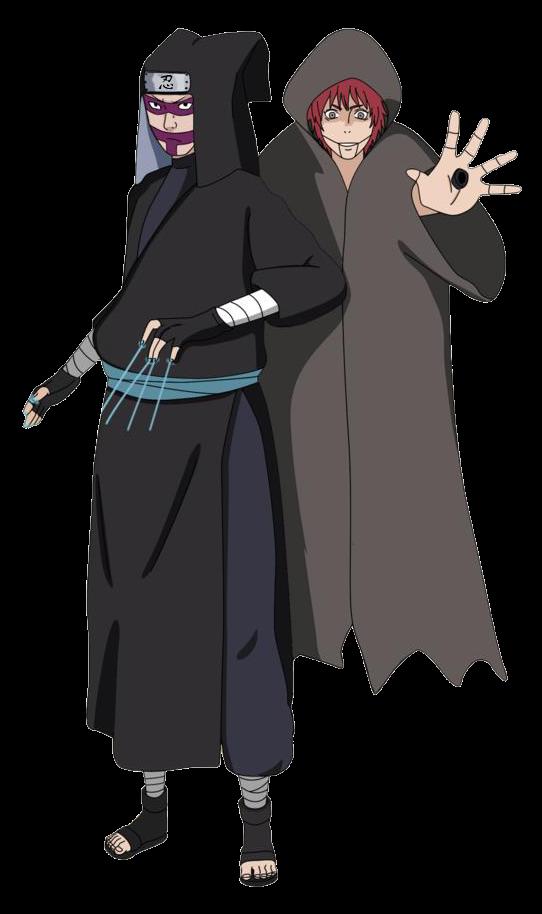 Animé imágenes by Akatsuki Karasu: 32 renders de Naruto