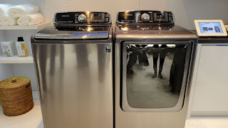 Samsung recalls 2.8 Million Washing machines over Explosions