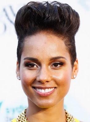 potongan style rambut diatas wanita tahun 2013