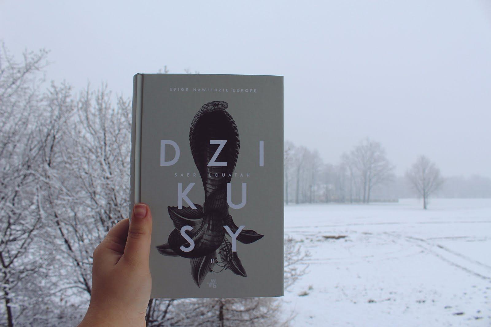 Recenzja książki. Zima. Wydawnictwo W.A.B