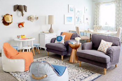 Tips Menciptakan Ruang Keluarga Yang Nyaman