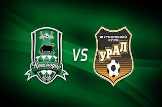Краснодар – Урал прямая трансляция онлайн 02/12 в 14:00 по МСК.