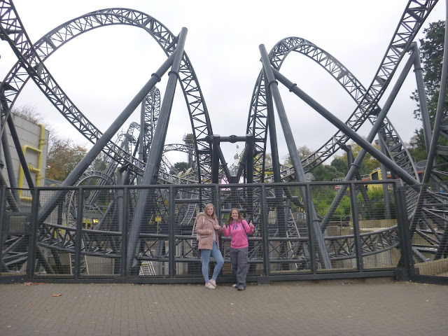 Alton Towers doesn't disappoint!