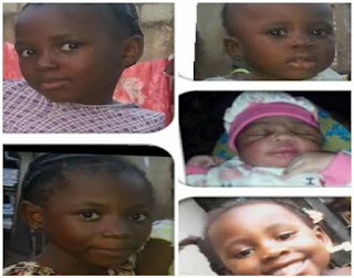 Five Children killed by Fuel explosion