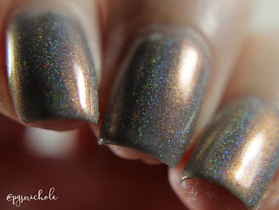 Grace-Full Nail Polish Greige Enigma | Delicate Neutrals