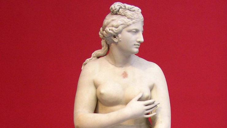 Μαρμάρινο άγαλμα Αφροδίτης 2ου αι. μ.Χ.