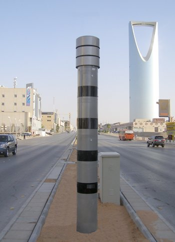 "With the implementation of New Traffic Law in Saudi Arabia this month of October 2016, the Kingdom is also continuing its effort to upgrade its traffic management system with the use of high - tech, sophisticated, stylish and functional POLISCAN SPEED speed enforcement system.  PoliScan speed is a system for traffic enforcement made by Vitronic. The measurement is based on lidar (light radar).   In Saudi it is known as ""Saher"" (Arabic: One who remains awake) Cameras.  According to its website ""POLISCAN SPEED is an innovative system for fixed speed enforcement using laser technology (LIDAR). This VITRONIC technology measures the speed of all vehicles within the capture zone – without the need for road-embedded equipment such as loops or piezo sensors.""  (VIDEO:VITRONIC - POLISCAN SPEED - LIDAR Speed Enforcement)     Today, all new Saher Cameras are being installed on all roads of Saudi Arabia especially in the major cities of Riyadh, Jeddah and Dammam.  These cameras is high in resolution and can capture images in all directions.     It's features:  1. It can easily detect over-speeding vehicles.  2. It can detect vehicles that change lane excessively  3. It can measure the distance between two vehicles.   4. It can measure average speed between two Saher cameras.   5. It can detect if the driver is speaking on his mobile, reading a text or not wearing a seat belt.  6. It monitors not only the highway, but also service lanes, exit roads, and intersection within the vicinity.  7. It can recognize license plates  8. It can monitor who is crossing the red light     In the new traffic law of Saudi Arabia, a penalty of SR10,000 and or 3-months in jail is waiting to those who cross the red light or use illegal number plates or number plates of other vehicles.  This penalty is also applicable to those who overtake school buses while they pick-up or drop off children and vehicles displaying logos or stickers that are against public etiquette.  It's Benefits:  1. Laser-based speed enforcement without road-embedded equipment (no loops or piezo sensors required)  2. Flexible housing enables monitoring in one or two driving directions  3. Installation on median or shoulder  4. Dual cameras for optimum focus photographic evidence     5. Clear matching of violations in photographic evidence  6. Color or black-and-white pictures  7. Encrypted digital incident documentation  8. Remote access for incident data transfer and system monitoring  9. Connection to all back office systems  10. Automatic monitoring of calibration validity  11. Can be added to complement red light enforcement    Other than Saudi Arabia, Germany, Lithuania, United Arab Emirates and other countries is also using the PoliScan speed system for traffic enforcement which they claim it reduce the traffic accident significantly.   SEE ALSO:  NEW PENALTIES FOR TRAFFIC VIOLATIONS IN KSA  DO'S AND DONT'S WHEN YOU ARE IN SAUDI ARABIA  NO PLAN TO DEPORT EXPAT ABOVE 40 IN KSA    ©2016 THOUGHTSKOTO  With the implementation of New Traffic Law in Saudi Arabia this month of October 2016, the Kingdom is also continuing its effort to upgrade its traffic management system with the use of high - tech, sophisticated, stylish and functional POLISCAN SPEED speed enforcement system.  PoliScan speed is a system for traffic enforcement made by Vitronic. The measurement is based on lidar (light radar).   In Saudi it is known as ""Saher"" (Arabic: One who remains awake) Cameras.  According to its website ""POLISCAN SPEED is an innovative system for fixed speed enforcement using laser technology (LIDAR). This VITRONIC technology measures the speed of all vehicles within the capture zone – without the need for road-embedded equipment such as loops or piezo sensors.""  (VIDEO:VITRONIC - POLISCAN SPEED - LIDAR Speed Enforcement)     Today, all new Saher Cameras are being installed on all roads of Saudi Arabia especially in the major cities of Riyadh, Jeddah and Dammam.  These cameras is high in resolution and can capture images in all directions.     It's features:  1. It can easily detect over-speeding vehicles.  2. It can detect vehicles that change lane excessively  3. It can measure the distance between two vehicles.   4. It can measure average speed between two Saher cameras.   5. It can detect if the driver is speaking on his mobile, reading a text or not wearing a seat belt.  6. It monitors not only the highway, but also service lanes, exit roads, and intersection within the vicinity.  7. It can recognize license plates  8. It can monitor who is crossing the red light     In the new traffic law of Saudi Arabia, a penalty of SR10,000 and or 3-months in jail is waiting to those who cross the red light or use illegal number plates or number plates of other vehicles.  This penalty is also applicable to those who overtake school buses while they pick-up or drop off children and vehicles displaying logos or stickers that are against public etiquette.  It's Benefits:  1. Laser-based speed enforcement without road-embedded equipment (no loops or piezo sensors required)  2. Flexible housing enables monitoring in one or two driving directions  3. Installation on median or shoulder  4. Dual cameras for optimum focus photographic evidence     5. Clear matching of violations in photographic evidence  6. Color or black-and-white pictures  7. Encrypted digital incident documentation  8. Remote access for incident data transfer and system monitoring  9. Connection to all back office systems  10. Automatic monitoring of calibration validity  11. Can be added to complement red light enforcement    Other than Saudi Arabia, Germany, Lithuania, United Arab Emirates and other countries is also using the PoliScan speed system for traffic enforcement which they claim it reduce the traffic accident significantly.   SEE ALSO:  NEW PENALTIES FOR TRAFFIC VIOLATIONS IN KSA  DO'S AND DONT'S WHEN YOU ARE IN SAUDI ARABIA  NO PLAN TO DEPORT EXPAT ABOVE 40 IN KSA   ©2016 THOUGHTSKOTO"