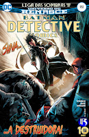 DC Renascimento: Detective Comics #951