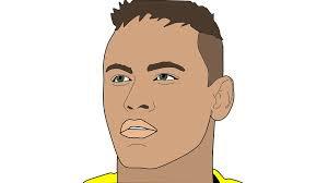 اللاعب البرازيلى نيمار