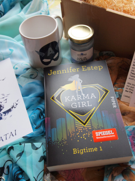 #bookishprophetbox April 2017