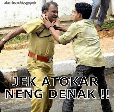 Gambar Lucu Menggunakan Bahasa Madura | Humor Lucu Banget
