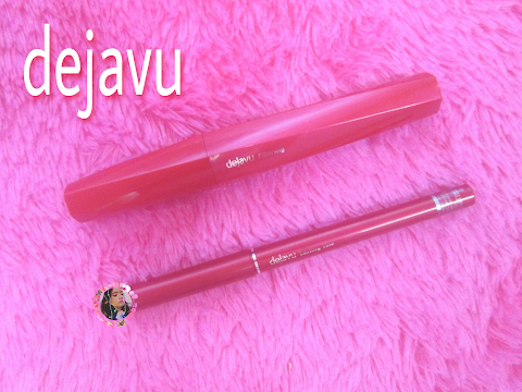 Review Dejavu Fiberwig Mascara & Dejavu Lasting Fine Eyeliner