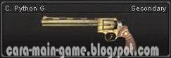 Senjata Point Blank C. Python G