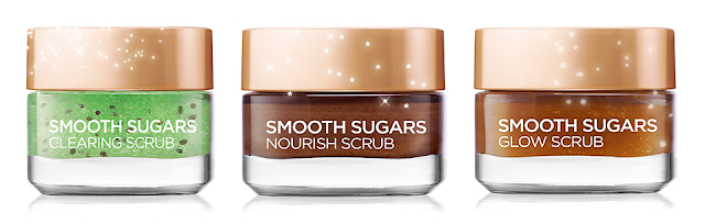 L'Oréal Paris Smooth Sugars Scrub Notino