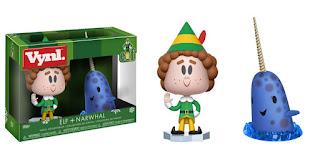 Vynl.: Elf - Buddy & Narwhal