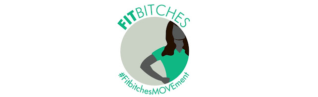 Be The Best Version Of Me - FitbitchesMOVEment logo - #fitbitchesMOVEment