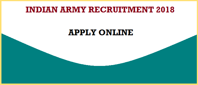 Indian Army  2018 | SSC Technical 52nd Men and 23rd Women Course April 2019