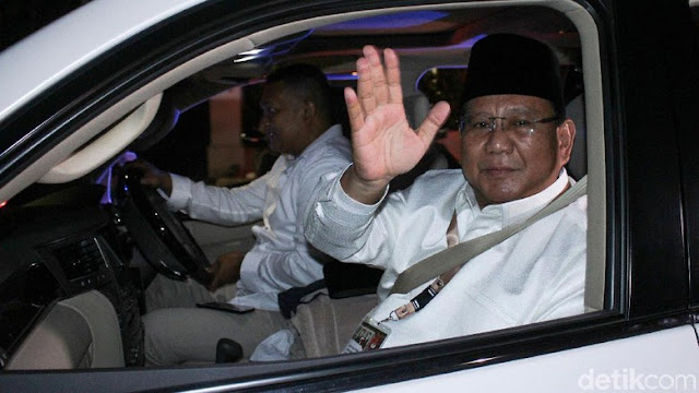 Prabowo: Gelombang Harapan Rakyat Berpaling ke Kita