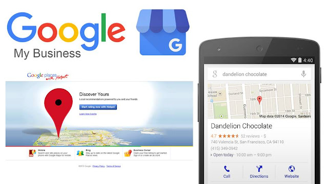 Google My Business Place