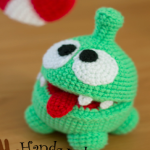 PATRON CUT THE ROPE AMIGURUMI 23632