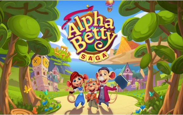 AlphaBetty Saga v1.5.3 Mod Apk (Lives/Boosters)