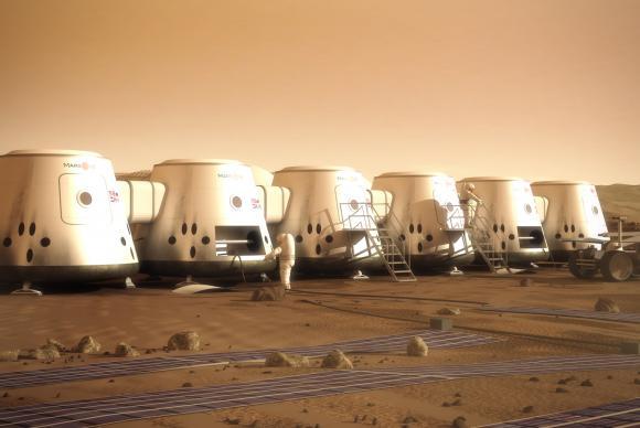 Obama anuncia missão tripulada para Marte na década de 2030