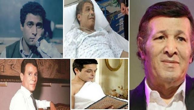 أغرب 5 وصايا فنانين عرب قبل وفاتهم بلحظات ... 'الوصية الثانية تقشعر له الأبدان