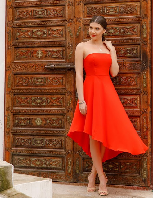 Graduation Dresses and Latest Color Trends