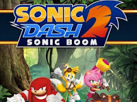 Sonic Dash 2 Sonic Boom MOD Apk Unlimited Ring and Money 2017