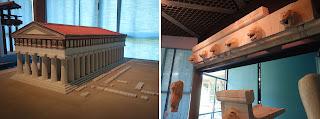 museu siracusa portugues templo apolo - O Museu Arqueológico de Siracusa