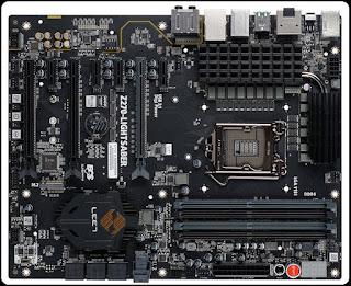 Spesifikasi Motherboard ECS Z270-Lightsaber