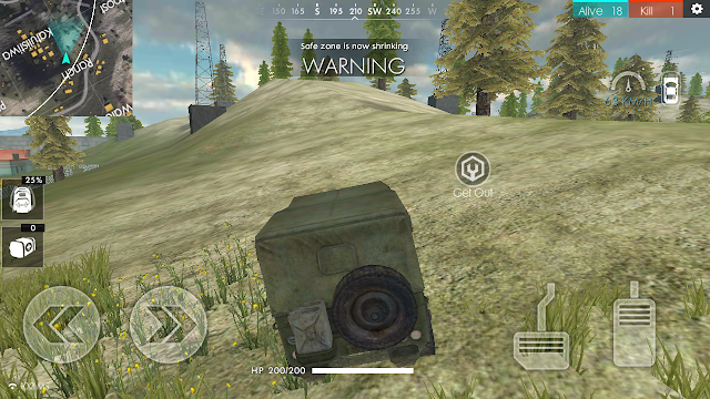 Free Fire Battlegrounds Naik Mobile