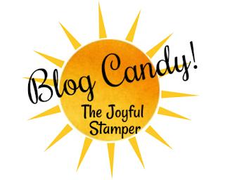 The Joyful Stamper blog candy