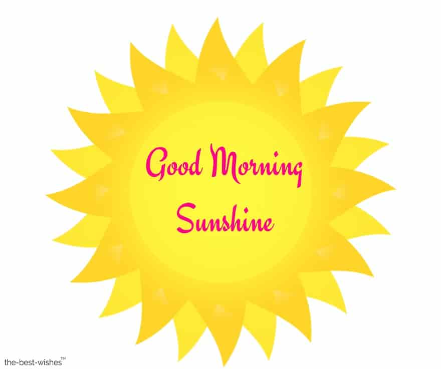 gm sunshine picture