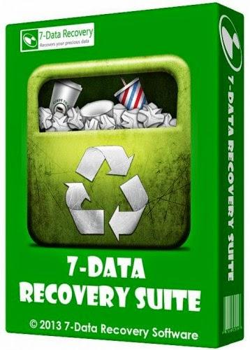إستعادة الكمبيوتر 7Data Recovery Suite