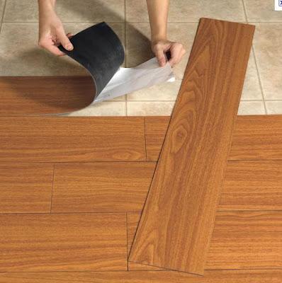 vinyl vloer planken