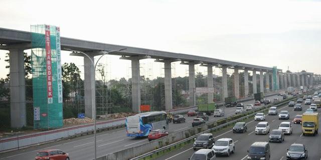 Djarot: MRT dan LRT Akan Diuji Coba Agustus 2018