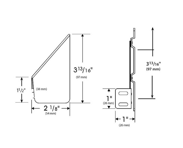 measuring for a kitchen sink tip-out tray