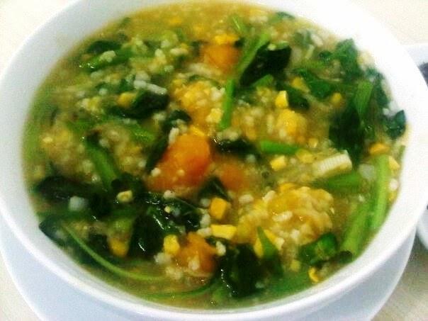 Kumpulan resep masakan online: Resep Bubur Manado (tinutuan)