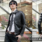 jas exclusive jaket biker
