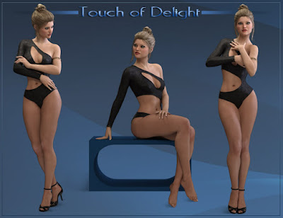 Touch of Delight Poses
