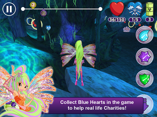 Winx Sirenix Power v1.0 APK