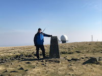 M0PLA/P on Titterstone Clee SOTA activation