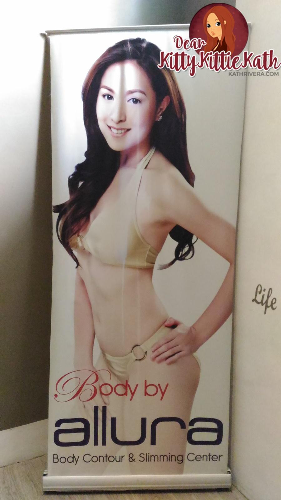 Ara Mina Naked Body allura body contour launch | dear kitty kittie kath- top