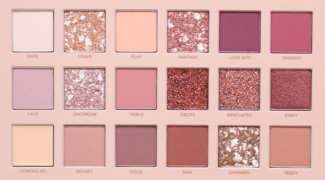 XO, Noelle reviews the HUDA Beauty The New Nudes Palette with swatches