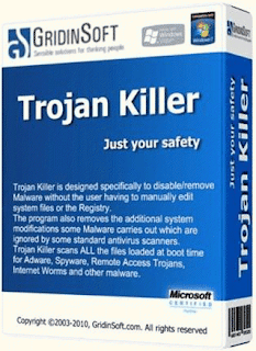 GridinSoft Trojan Killer 2.2.8.3 Full Version with Crack, Patch