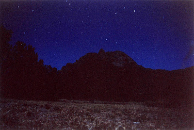 Stars at Big Bend, Dark Sky Superstar